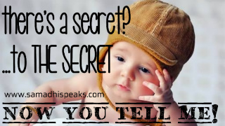 There's a secret to The Secret