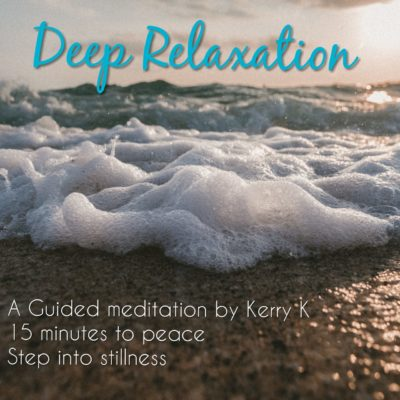 Deep relaxation in 15 minutes