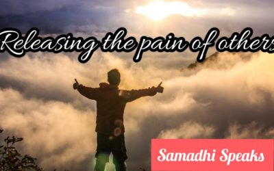 Releasing the Pain of Others