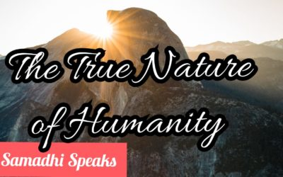 The True Nature of Humanity