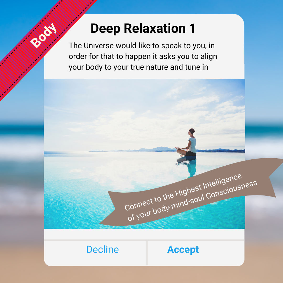 Deep Relaxation 1 - Body