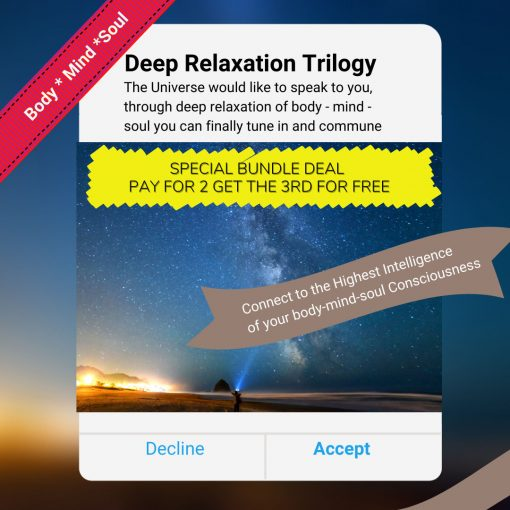 Deep Relaxation Trilogy